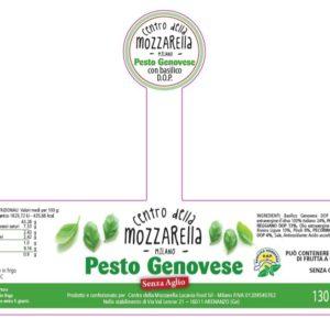 Pesto senza aglio (130 gr)