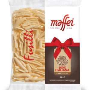 Pasta fresca Fusilli
