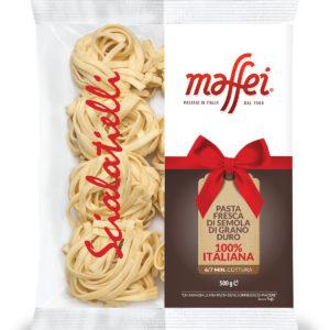 Pasta fresca Scialatielli