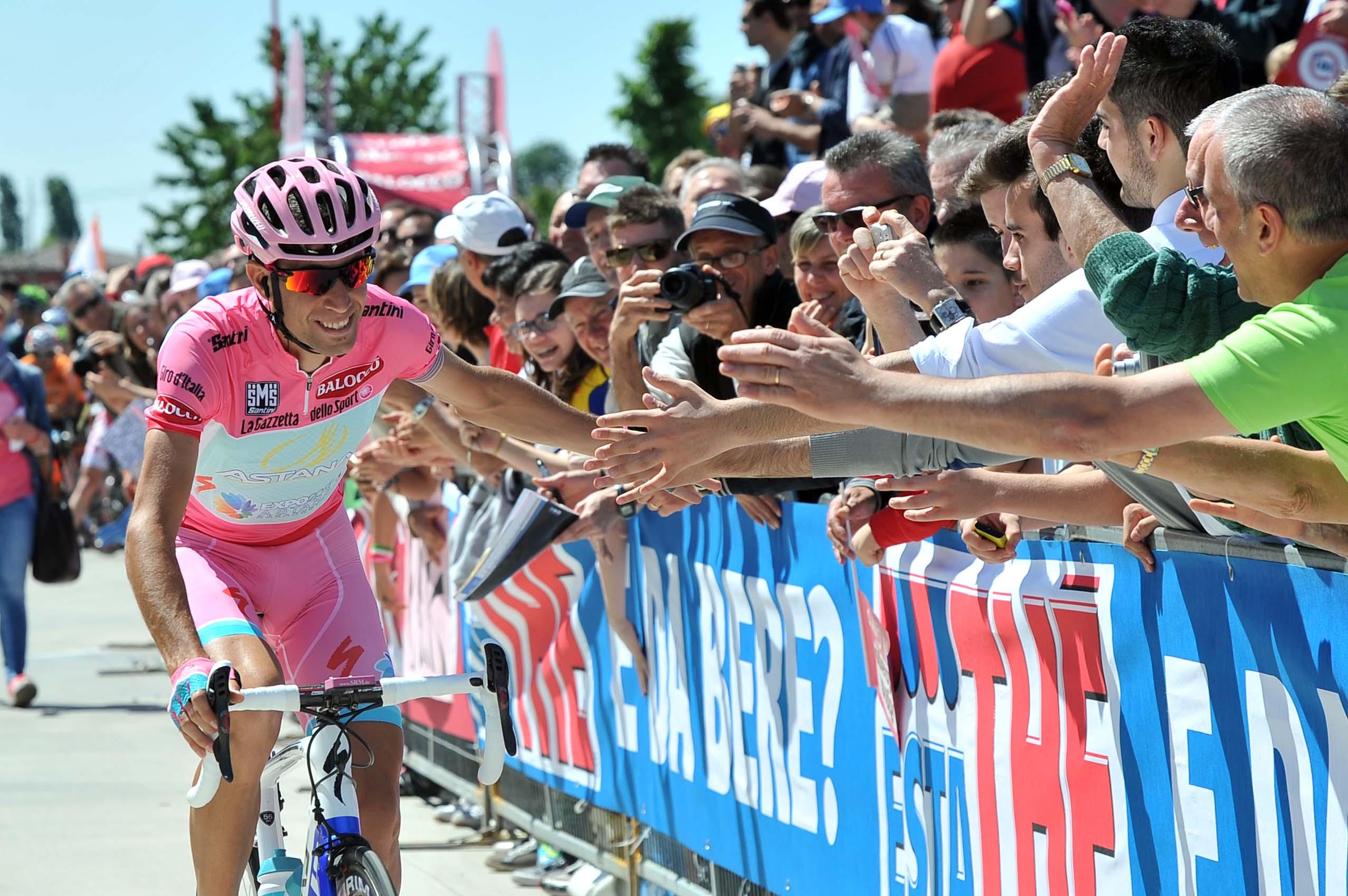 Presentazione del Giro d'Italia 2013