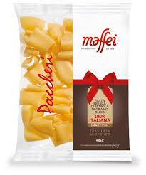 Pasta fresca Paccheri