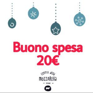 Buono spesa 20€