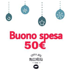Buono spesa 50€