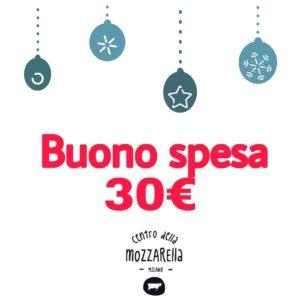 Buono spesa 30€